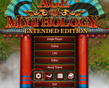 Reducing Lag in Age of Mythology Extended Edition - Age of